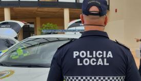 Las actuaciones están siendo realizadas por la Policía Local. Foto: lalínea.es