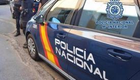 Un vehículo del Cuerpo Nacional de Policía. Foto: Interior