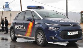 La Policía Nacional ha sido la fuerza actuante en esta ocasión