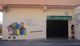 Las obras del colegio 'Campo de Gibraltar' arrancarán en verano