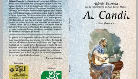 Portada de Al Candil, el libro de Alfredo Valencia