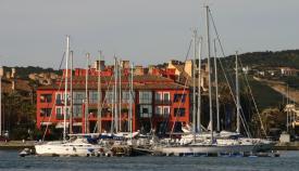 Imagen de archivo de parte del Puerto de Sotogrande