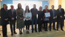La Fundación Cepsa entrega sus premios 2019 de investigación científica