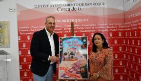 Bernardo Martínez gana el concurso para el cartel de la Feria Real de San Roque 2019
