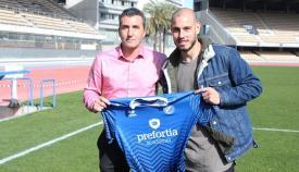 El Algeciras permite que Antonio Sánchez juegue el play-off con el Xerez DFC