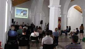 Reciente presentación en San Roque de la Asociación Casa de la Memoria