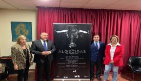 Presentación de los carteles taurino de la Feria de Algeciras