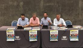 El evento se ha presentado hoy en el Palacio de Congresos de La Línea
