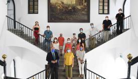 Presentado el III Ciclo de 'Un verano con los clásicos' de teatro en Algeciras
