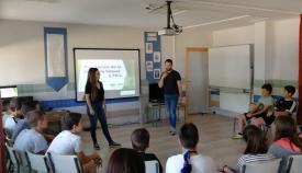 Algeciras celebrará talleres escolares contra la violencia de género