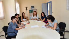 Reunión entre el Ayuntamiento y Márgenes y Vínculos