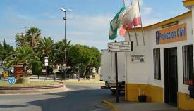 Protección Civil en San Roque
