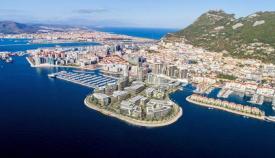 Megaproyecto urbanístico Victoria Keys, en Gibraltar