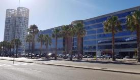 El hospital Quirónsalud Campo de Gibraltar está reformando las plantas 5 y 6.