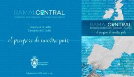 Este jueves se constituye la red de ciudades del 'Ramal Central'