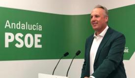 Juan Carlos Ruiz Boix, en rueda de prensa