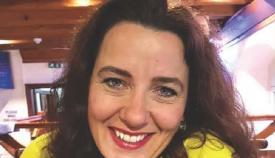Rebeca Calderon. Foto TG