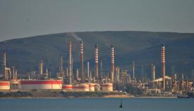 Una foto de la refinería de Cepsa, en Puente Mayorga. Foto: NG