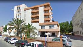 Imagen del edificio cedido por la Diputación. Foto: NG