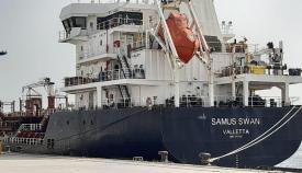 Inmovilizan un petrolero en Algeciras ante la sospecha de posibles contagiados