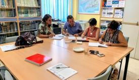 Educación impulsa en Algeciras el proyecto 'Hagamos un gran diario'