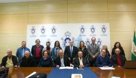 El Ayuntamiento informa a Fapacsa de los avances en la Sede Electrónica