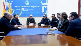 El Ayuntamiento coordina la seguridad para el Carnaval Especial