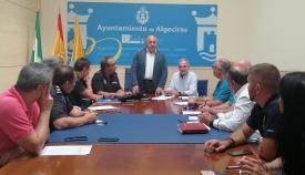 El Ayuntamiento ultima los dispositivos de seguridad para las fiestas patronales