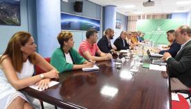 La Junta abonará 1,2 millones de euros por deudas de IBI a los municipios de la comarca