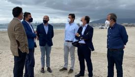 Autoridad Portuaria y Costas agilizarán las actuaciones en el Rinconcillo