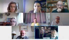 Cultura y la asociación Memoria buscan fórmulas de colaboración