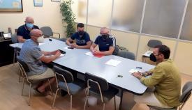 El Ayuntamiento analiza con CCOO la situación del Consorcio en Algeciras