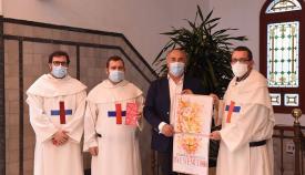 Los Trinitarios presentan los actos del Buen Remedio en Algeciras
