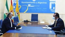Algeciras podría contar con enlaces aéreos con Tánger y Tetuán