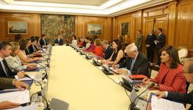 Reunión del Consejo de Seguridad Nacional del pasado día 16 de julio