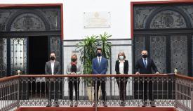 La compañía de Diego Valdivia triunfa en la Red de Teatros