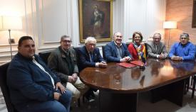 El Ayuntamiento de Algeciras y Farolillo renuevan su convenio de colaboración