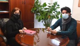 Algeciras trabaja en impulsar el proyecto del centro comercial virtual