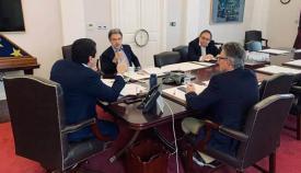 Gobierno de Gibraltar y oposición estudian medidas económicas para la recuperación