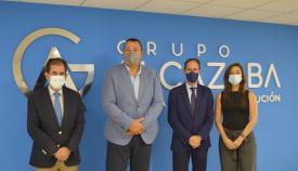 Una nueva empresa de transportes se instala en el Área Logística Bahía de Algeciras