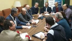 Reunión del Grupo Transfronterizo