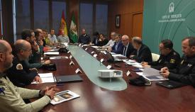 Reunión para el balance del Plan Infoca