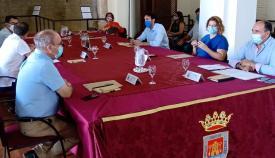 La Mesa se constituyó durante las últimas horas en Tarifa