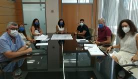 El Ayuntamiento de Algeciras planifica las actuaciones para rehabilitar La Piñera