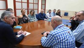 El Ayuntamiento se reúne con el sindicato de Algesa