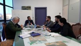 Esta mañana ha tenido lugar la reunión sobre el futuro del Estadio Municipal