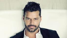 Imagen promocional del concierto de Ricky Martin en Gibraltar