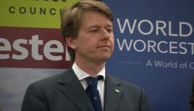 Robin Walker subsecretario estado británico para el Brexit