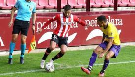 Roni, nuevo delantero para el Algeciras