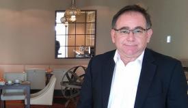 Roy Clinton (GSD), en una imagen de archivo. Foto NG